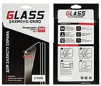 Защитное стекло для Samsung C5000 Galaxy C5 (0.3 mm, 2.5D, с олеофобным покрытием)