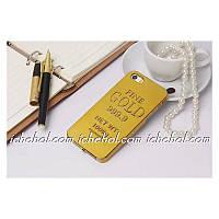 Чехол в виде слитка золота для IPhone 5/5S