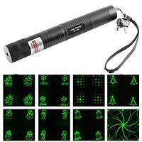 Лазер зеленый Luxury JD 303