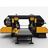 Двухколонный полуавтоматический ленточнопильный станок KSY550-700