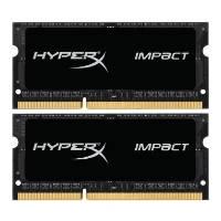 Kingston Модуль памяти SO-DIMM 2x4GB/1866 1.35V DDR3L (HX318LS11IBK2/8)