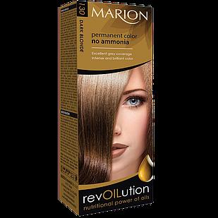 Фарба Marion Revolution 130 Темний блонд без аміаку 40 мл/40 мл (4118023)