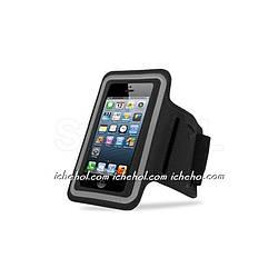 Спортивный чехол на руку ArmBand Черный для iPhone 4/4S/5/5S