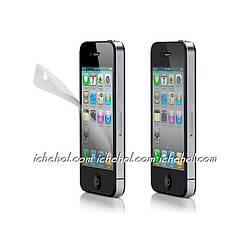 Пленка защитная для iPhone 4/4S Глянец