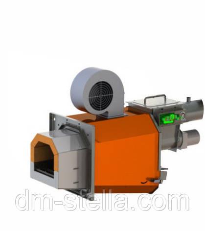 Пеллетная горелка 200 кВт Eco-Palnik серия UNI-MAX BIO (Польша), фото 2
