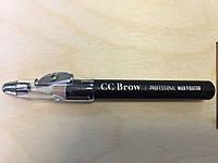 CC Brow Wax Fixator. Восковый карандаш для бровей.