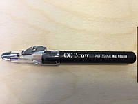 CC Brow Wax Fixator. Восковый карандаш для бровей.