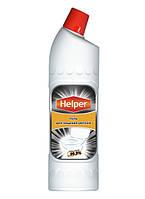 """Гель для чистки унитазов """"HELPER"""", 750 мл"""
