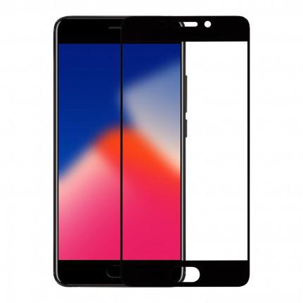 Защитное стекло для телефона Piko Full Cover Meizu M6 Note (черное) (1283126480799)