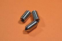 Винт М20 DIN 914 с коническим концом