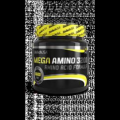 Аминокислоты Mega Amino 3200 (300 таб.) BioTech USA