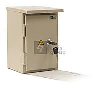 Шкаф распределения ШМР-А-4-Н-уличный IP54215х135х110Loza Group