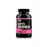 Optimum Nutrition, Витамины Opti-Women (Women Multiple), 60 капсул, фото 1
