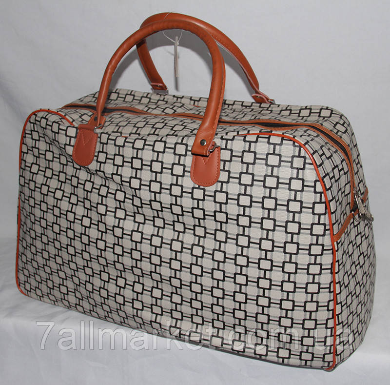 636fc2e16b18 Сумка дорожная текстильная с принтом НОВИНКА, размеры 57*34*20 см Серии