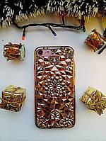 Силиконовый чехол Кристал iPhone 8