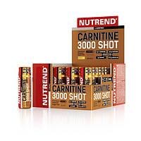 Nutrend, Карнитин Carnitine 3000 Shot упаковка 20 штук