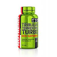 Nutrend, Трибулус Tribulus Terrestris Turbo 60% Saponins, 120 капсул