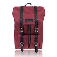 Рюкзак спортивный бордовый от UDLER, фото 1