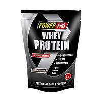 Power Pro, Протеин Whey Protein, 1000 гр