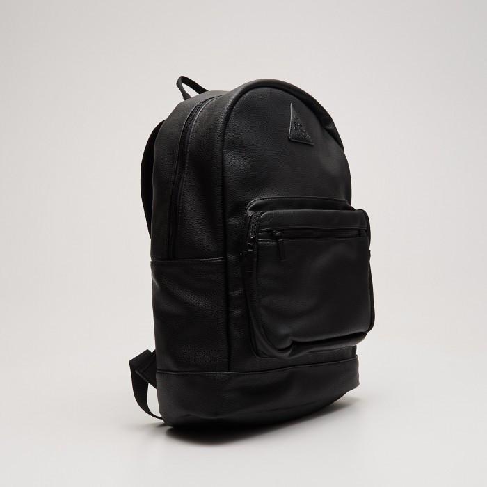 Рюкзак Cropp - Leather Black Triangle