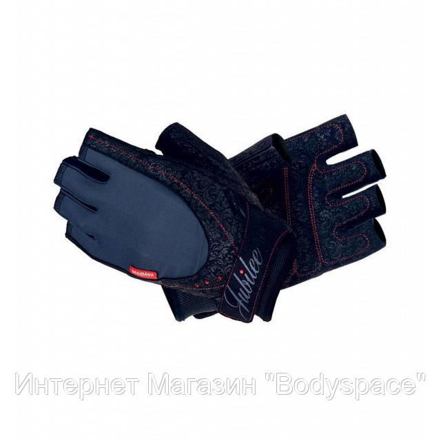 MadMax, Перчатки спортивные женские Jubilee Swarovski MFG 740