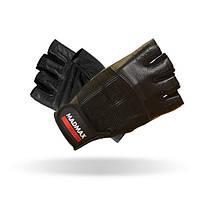 MadMax, Перчатки спортивные Classic MFG 248. Цвет черный