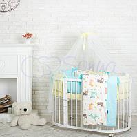 Комплект Baby Design Premium, Bambi