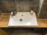 Столешница из массива в ванную, фото 1
