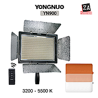 Мощный студийный свет YONGNUO YN900 + пульт управления