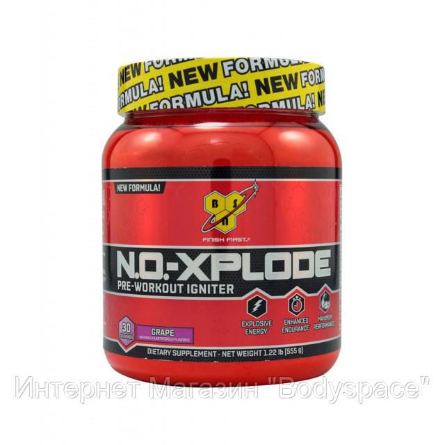 BSN Nutrition, Предтреник N.O.-Xplode New Formula, 555 грамм