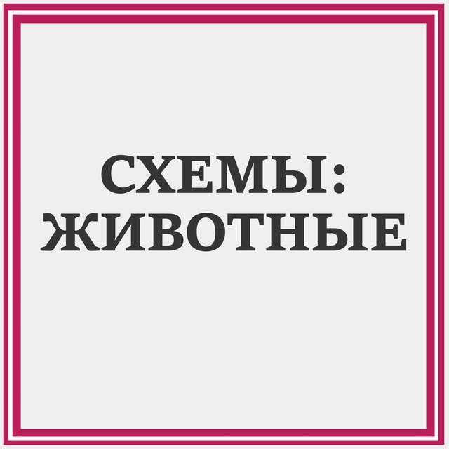 СХЕМИ ТВАРИНИ
