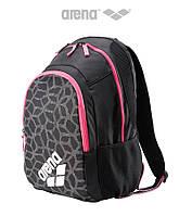 Спортивный рюкзак на 30 литров Arena Spiky 2 Medium X-Pivot (Black/Fuchsia)