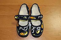Тапочки в садик для мальчика, текстильная обувь Vitaliya, ТМ Виталия Украина, р-р 28, 29