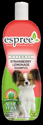 Espree Strawberry Lemonade Shampoo, 591 мл - шампунь для глубокой чистки для собак