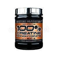 Scitec Nutrition, Креатин 100% Creatine Monohydrate, 300 грамм