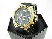 Часы Casio G-Shock GST-1000 Black/Gold. Реплика