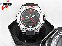 Часы Casio G-Shock GST-1000 Black/Silver.