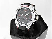 Часы Casio G-Shock GST-1000 Black/Silver. Реплика