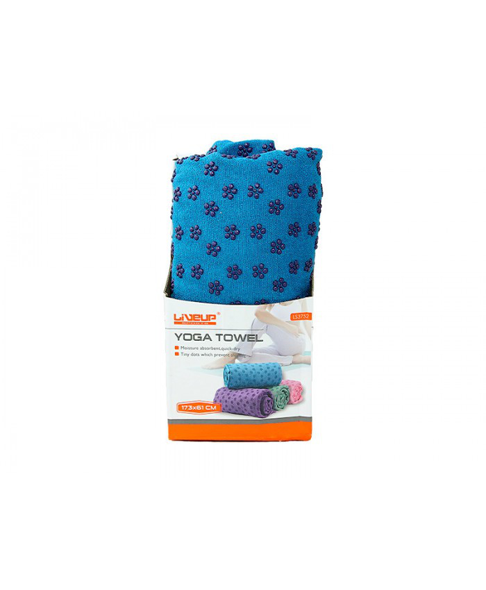 Полотенце для йоги YOGA TOWEL LS3752