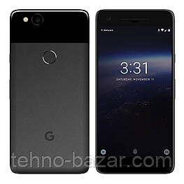 Смартфон Google Pixel 2 Just Black 4/128gb 2700 мАч Qualcomm Snapdragon 835