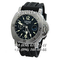 Часы Panerai Luminor Arktos Black-Silver-Black