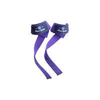 Power System, Лямки женские G-Power Straps PS-3420 фиолетовые