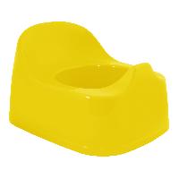 Горшок детский Малятко - желтый