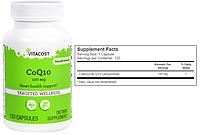 Vitacost, Коэнзим Q10, 100 мг, 120 капсул