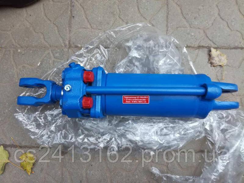 Гидроцилиндр ЦС 100*200 нового образца (С100/40х200-3.44, Ц100х200-3)