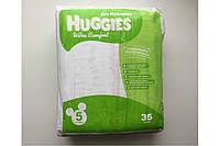 Huggies Ultra Comfort 5 для мальчиков (12-22 кг) 35 шт.