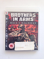Видео игра Brothers in Arms: hells highway (PS3)