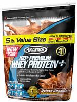 100% Premium Whey Protein Plus MuscleTech 2270 g