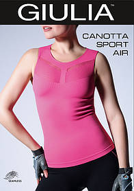Спортивная майка борцовка бесшовная CANOTTA SPORT AIR