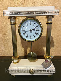 Часы настольные керамика Delta Ceramiche (Италия)